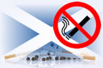 Scottish No Smoking Signs